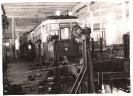 Ремонтный корпус депо, вагон