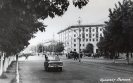 Проспект Ленина у перекркрестка с ул.Клюквина
